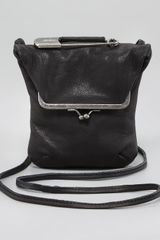 Sissi Rossi Mini Frame Crossbody Bag - Lyst