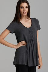 DKNY 7 Easy Pieces Short Sleeve Tee Shirt - Lyst
