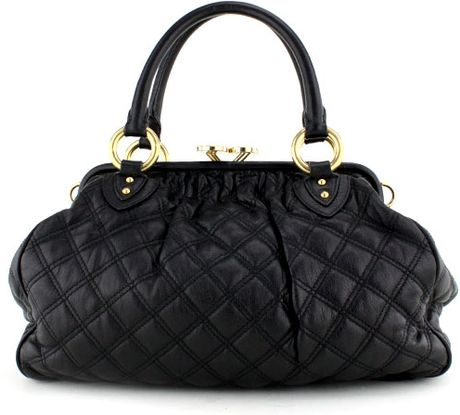 Marc Jacobs Stam in Black - Lyst
