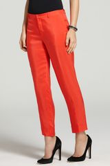 Robert Rodriguez Trousers Cropped Slim - Lyst