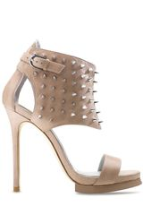 Camilla Skovgaard Sandals Harness with Studs - Lyst