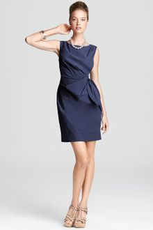 Diane Von Furstenberg Dress New Della Cotton - Lyst