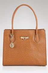 DKNY Tote Beekman French Grain Work Shopper - Lyst