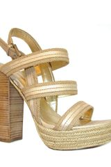 Luxury Rebel Sandals Jolie Strappy - Lyst