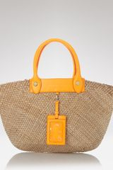 Marc By Marc Jacobs Tote Preppy Straw Ragosa - Lyst