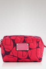 Marc By Marc Jacobs Cosmetic Case Pretty Nylon - Lyst
