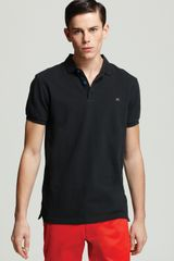 Marc By Marc Jacobs Mj Logo Polo Slim Fit - Lyst