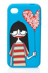Marc By Marc Jacobs 4g Miss Marc Iphone Case  - Lyst