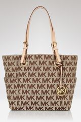 Michael Kors Jet Set Eastwest Tote - Lyst