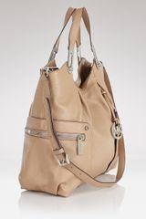 Michael Kors Brookton Large Ew Tote  in Khaki (dark kakhi) - Lyst