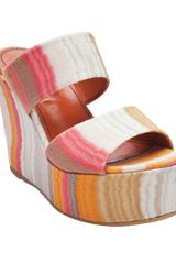 Missoni Classic Wedge