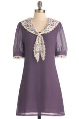 ModCloth Stop And Wisteria Dress - Lyst