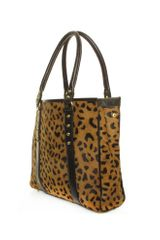 Sara Berman Jude Animal Tote Leopard in Animal - Lyst