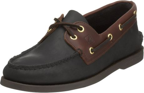 Sperry Top sider Topsider Mens Authentic Original 2 Eye Boat