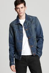 True Religion Kyle Jean Jacket - Lyst