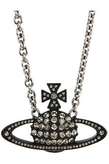 Vivienne Westwood Pop Bas Relief Large Necklace - Lyst