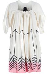 Bernhard Willhelm Arrow Print Dress - Lyst