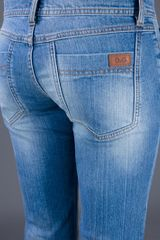 D&g Straight Leg Jean in Blue - Lyst