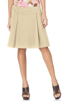Jones New York Pleated Aline - Lyst