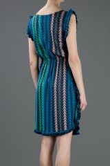 Marc By Marc Jacobs Dress in Blue - Lyst