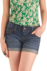 ModCloth As Seasons Change Shorts