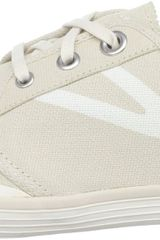 Tretorn Krona Sand Sneaker in White for Men (eggnog white/whisper white) - Lyst