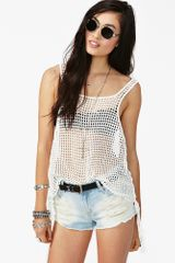 Nasty Gal Trailer Park Cutoff Shorts - Lyst