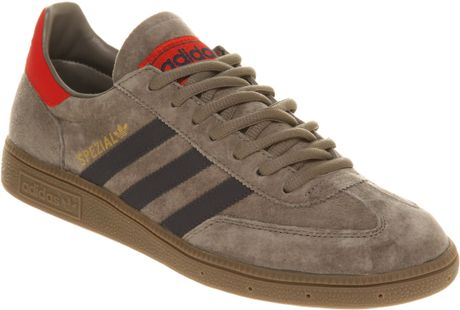 Adidas Spezial Ironnvyrd Smu in Brown for Men - Lyst