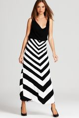Alice + Olivia Magnolia Stretch Silk Maxi Dress - Lyst
