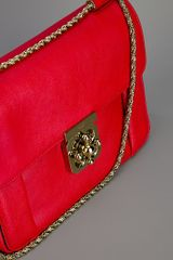Chloé Elise Bag in Red - Lyst