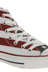 Converse Hi Stars Bars in Multicolor for Men (pink) - Lyst