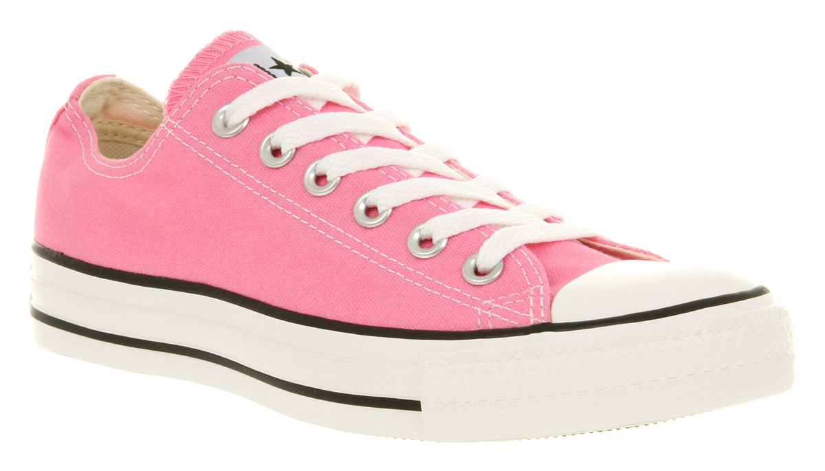 452f0f3ee6a026 ... spain lyst converse all star low in pink for men 1fe5b f85a0
