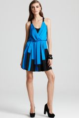 Cynthia Steffe Dress Bella Color Block - Lyst