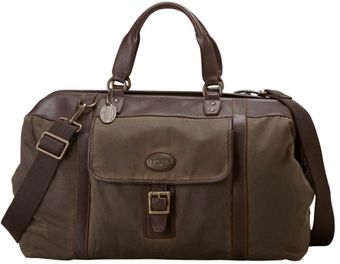 Fossil Estate Duffle Bag - Lyst