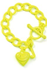 Juicy Couture Dreaming in Color Neon Starter Bracelet - Lyst
