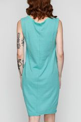 Rag & Bone Canton Dress in Blue (turquoise) - Lyst