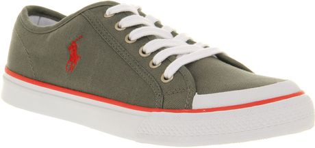 Ralph Lauren Chancery Greyred Smu in Gray for Men (grey) - Lyst