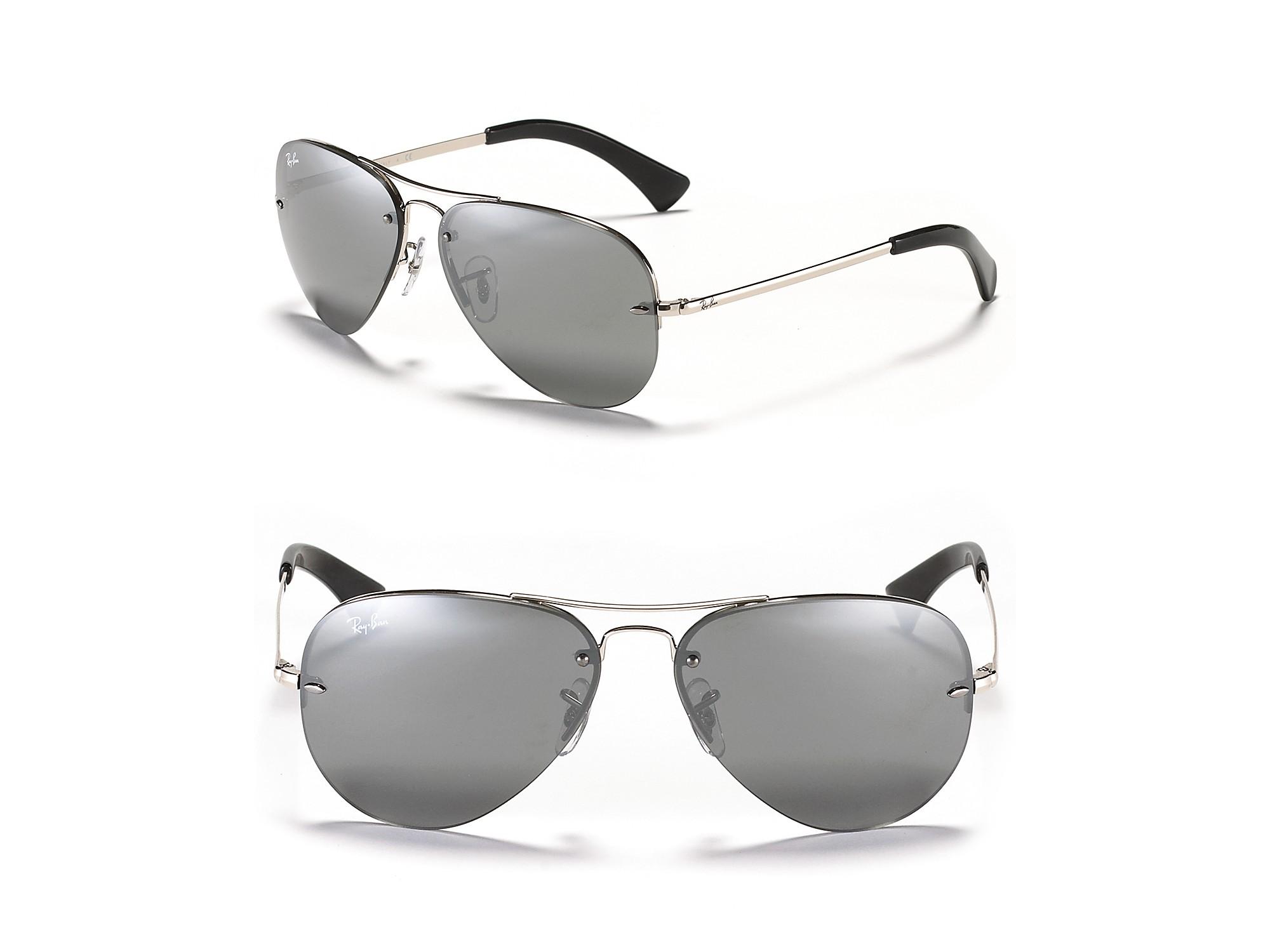 Rimless Glasses Ray Ban : Mens Ray Ban Rimless Eyeglasses www.tapdance.org