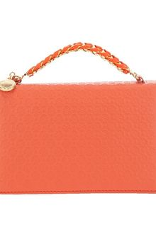 Stella McCartney Handle Clutch - Lyst