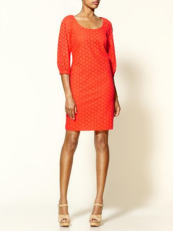 Trina Turk Lace Aracelle Dress - Lyst