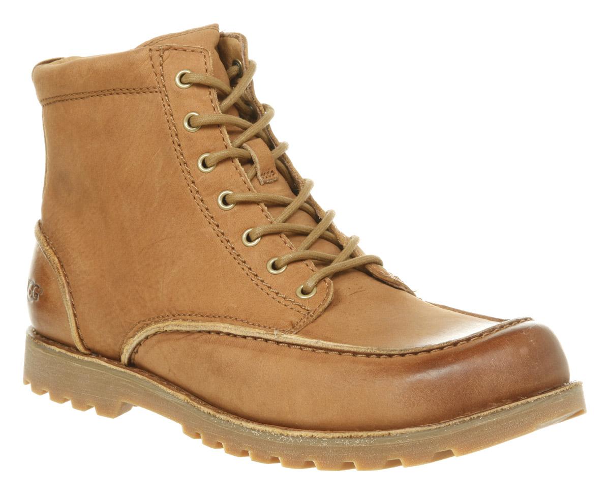 Ugg Fallbrook Chestnut In Brown For Men Chestnut Lyst