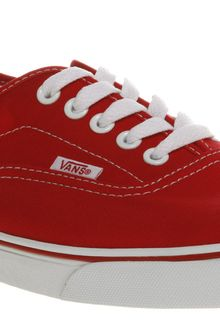 Vans Lpe Red - Lyst