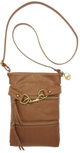 American Rag Taryn Crossbody in Brown (dark tan)
