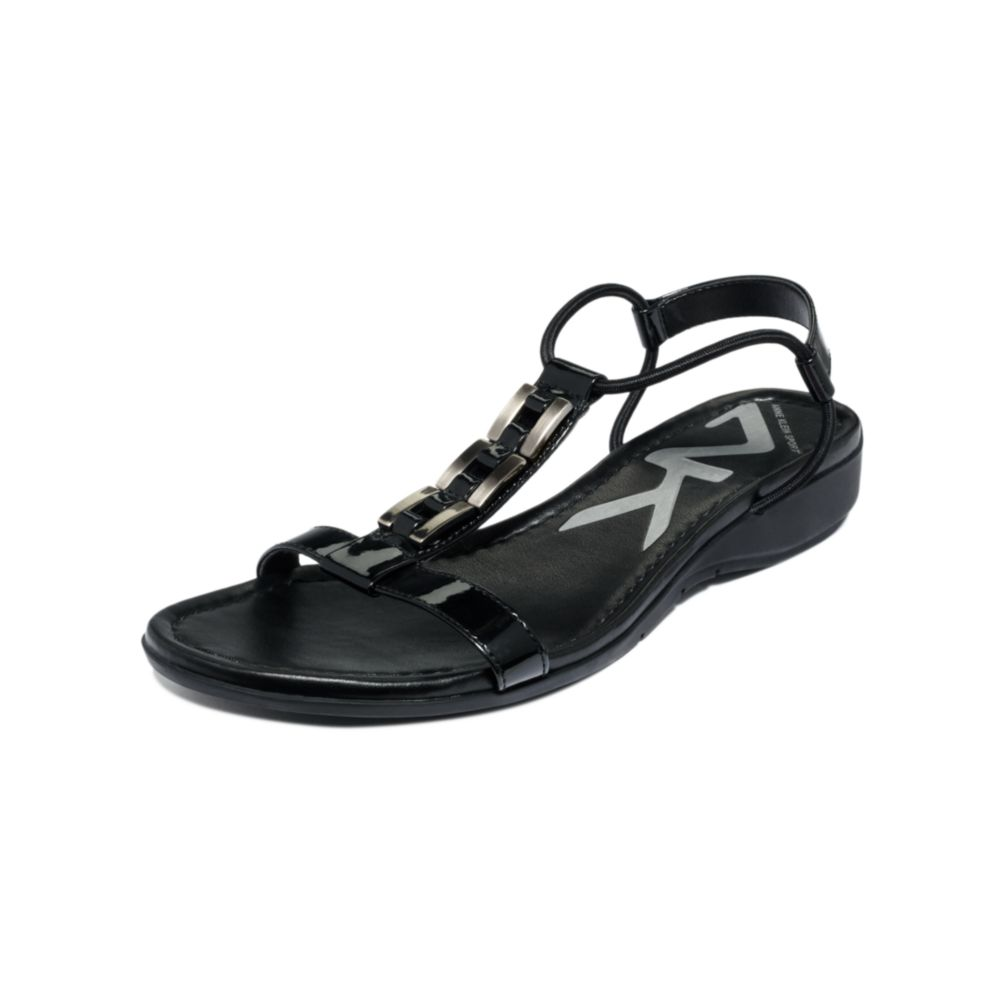 Anne Klein Sport Black Shoes