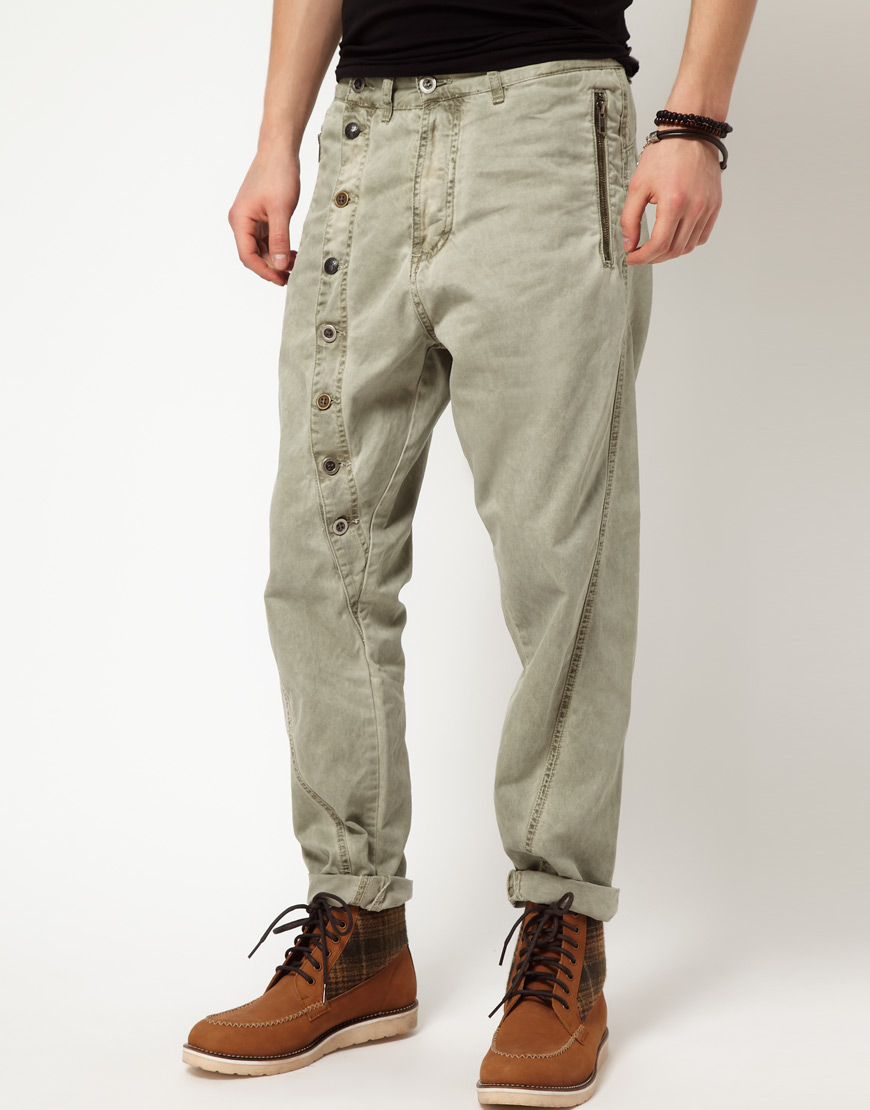 TROUSERS - Casual trousers Iron Trevor D4bH7wGbco