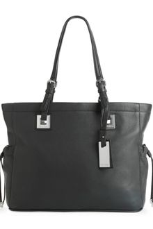 Calvin Klein Exclusive Leather Tote - Lyst