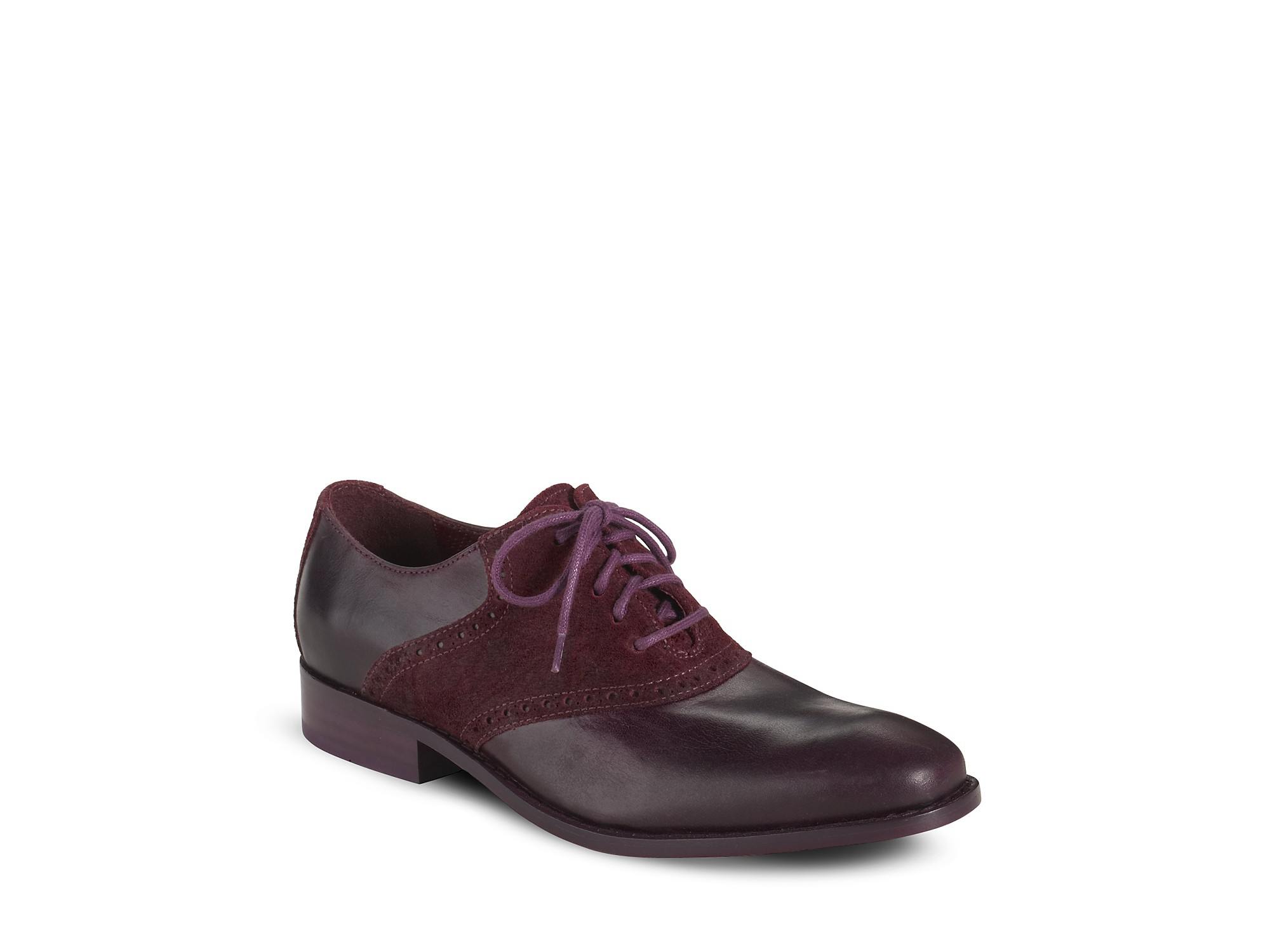 cole haan nike air colton saddle dress shoes in for
