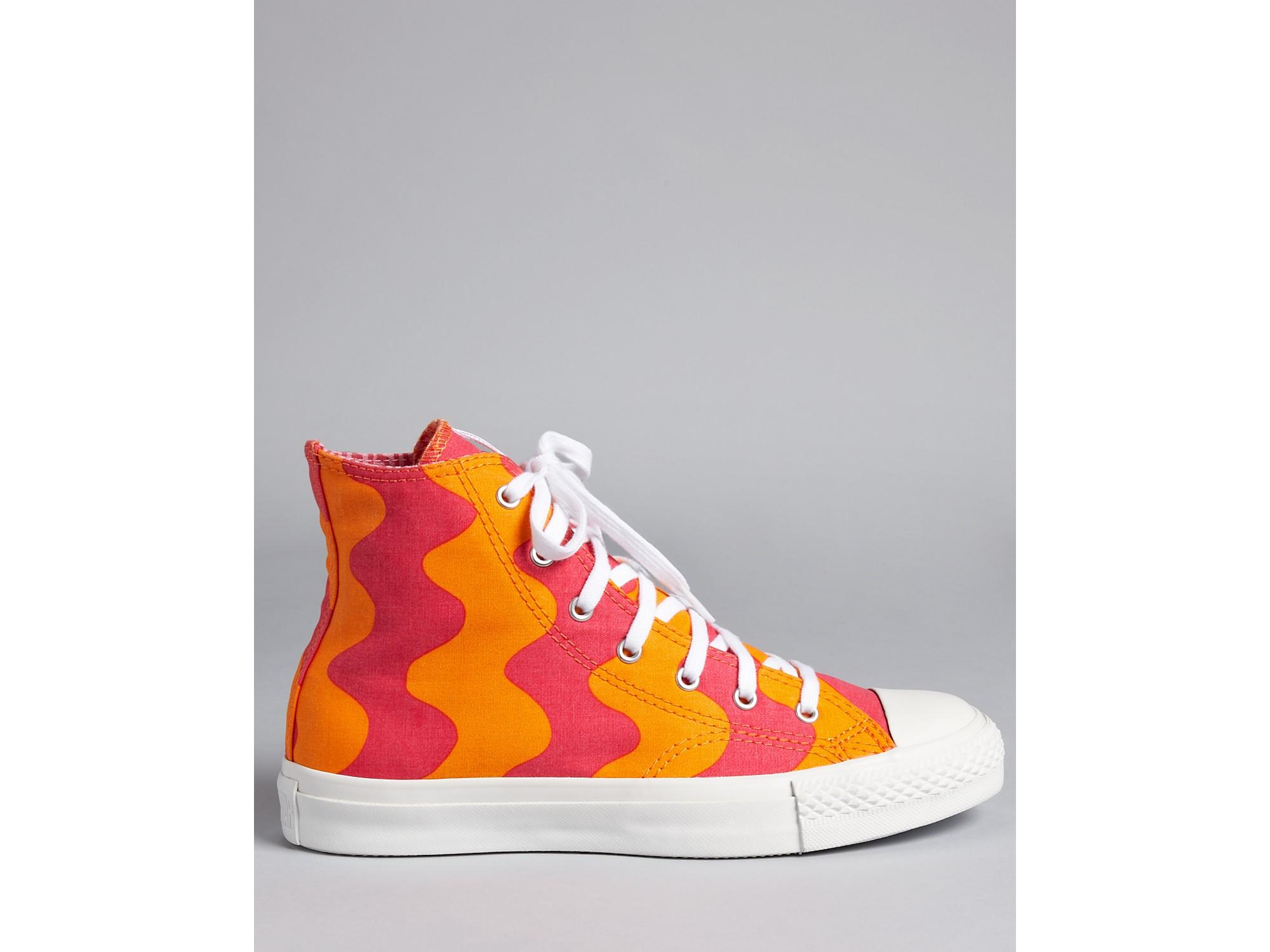 44374dfa9275 Lyst - Converse Chuck Taylor X Marimekko Sneakers All Star Premium ...