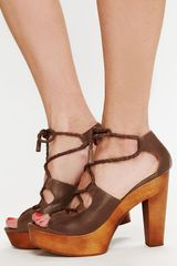 Free People Arissa Heel - Lyst