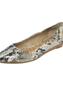 Kenneth Cole Reaction Point Toe Flats - Lyst